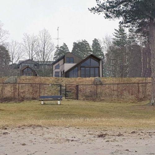 design sjøhytte - Vesterøya - Kvartal 19 Arkitektkontor